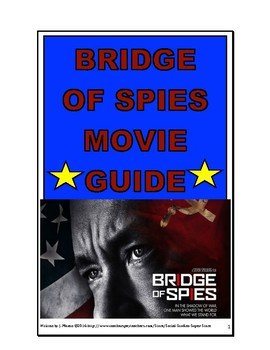 HIGH SCHOOL - Bridge of Spies Movie Guide