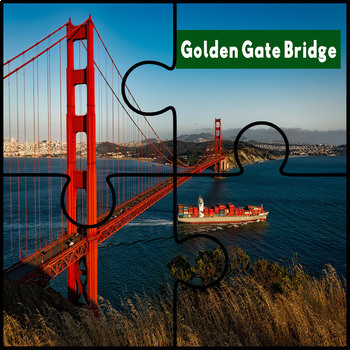 Bridges of the World: Puzzle Printables