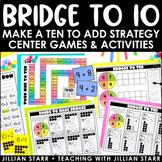 Bridges to Ten Games & Activities