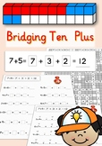 Bridging Ten: Addition in Two Steps