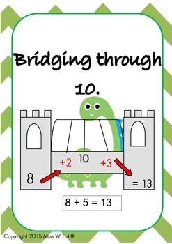 Bridging Through 10 addition