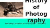 Brief History of Photography Slide Deck (PPP)