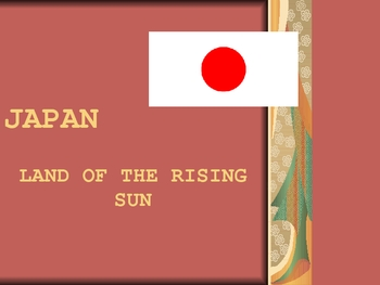 Brief Introductory Overview of Japan Powerpoint
