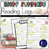 Brief Summary Reading Logs