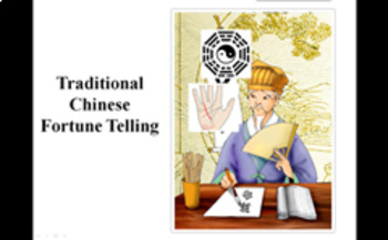 Brief introduction to Chinese fortune telling