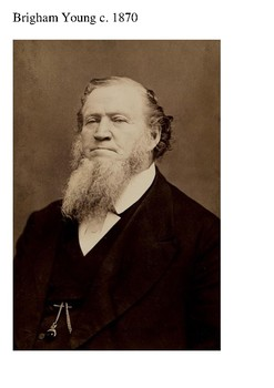 Brigham Young Word Search