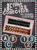 Bright ABC - 123 Collection