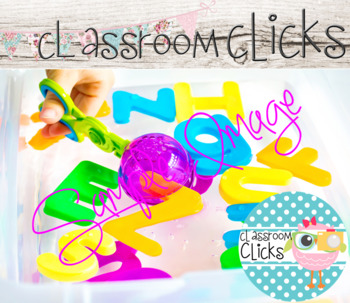Bright ABCs Sensory Bin Image_309:Hi Res Images for Bloggers & Teacherpreneurs