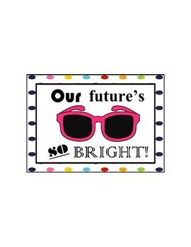 Bright Back-to-School Postcard