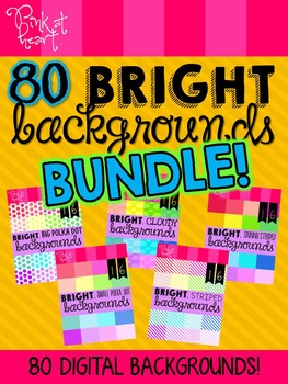 Bright Background BUNDLE