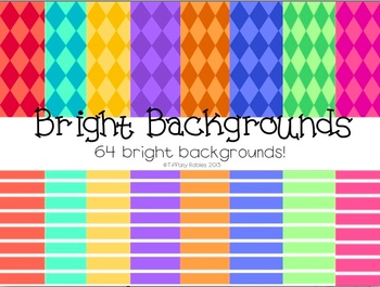 Bright Backgrounds