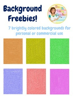 Bright Backgrounds Pack - FREE!