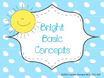 Bright Basic Concepts