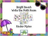 Bright Beach Write the Math Room