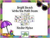 Bright Beach Write the Math Room