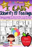 FEELINGS, EMOTIONS, CONFIDENCE & EXPRESSION***IDENTIFY MY FEELINGS**(44 PAGES)**