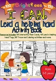 VERBS, CONFIDENCE, SOCIAL AWARENESS & RESPECT *LEND A HELPING HAND***100 PAGES**