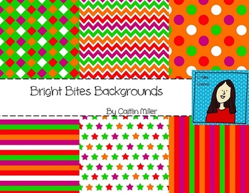 Bright Bites Backgrounds