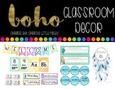 Bright Boho Chic Decor Pack
