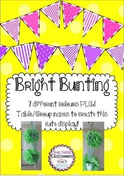 Bright Bunting