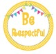 Bright Buntings & Patterns Theme PBIS Posters