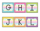 Bright & Burlap Word Wall Fry Words 1-400