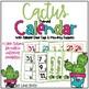 Bright Cactus Theme Classroom Tools & Decor Bundle!