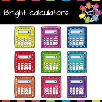 Bright Calculators