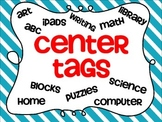 Bright Center Tags