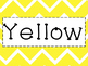 Bright Chevron Color Cards