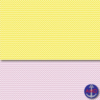 Bright Chevron Papers for Backgrounds, Wallpapers, Bulletins, and More