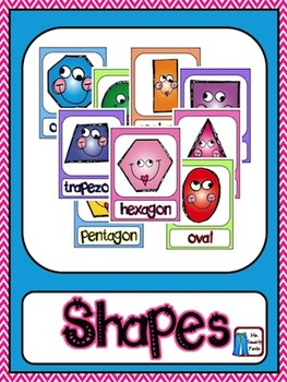 Shapes I Know Posters