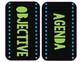 Bright Classroom Board/Bin Labels