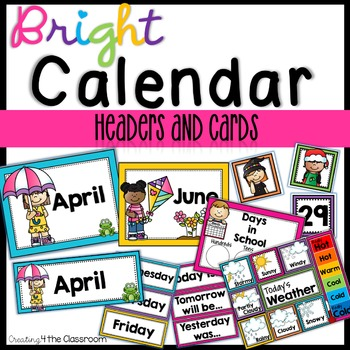 Bright Classroom Decor Mega Bundle!!!