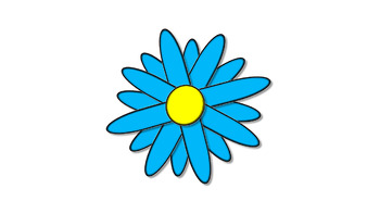 Bright Clipart Flowers