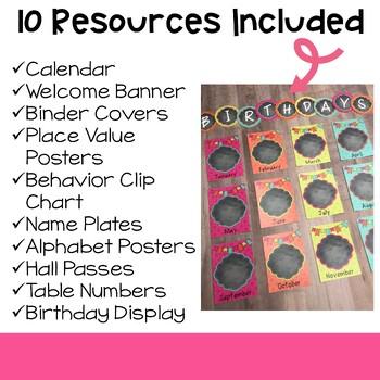 Bright Color Decor Bundle