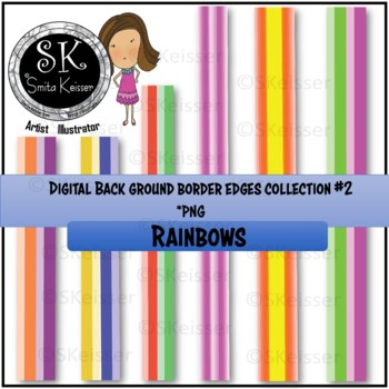 3dc4debf250c Bright Color Border Worksheets   Teaching Resources