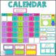 Bright Colorful Classroom Decor (#BasicTeacher Decor Pack)