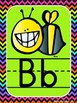 Bright Colors Classroom Decor - Alphabet Posters