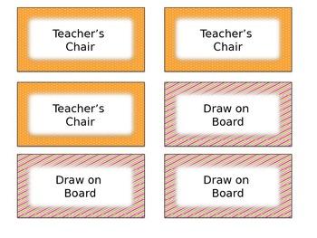 Bright Colors Classroom Management Positive Reward Tickets Editable