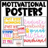 Bright Colors Classroom Poster Set
