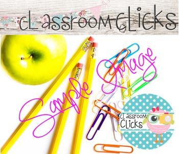 Bright Colors Desk Image_172:Hi Res Images for Bloggers & Teacherpreneurs
