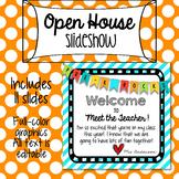 Bright Colors Open House Slideshow