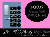 Bright Colors Specials Cards