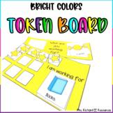 Bright Colors Token Board