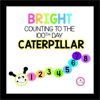 100th Day Caterpillar