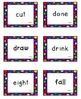 *Bright* Cute Multicolored Polka Dot 3rd Grade Dolch Sight
