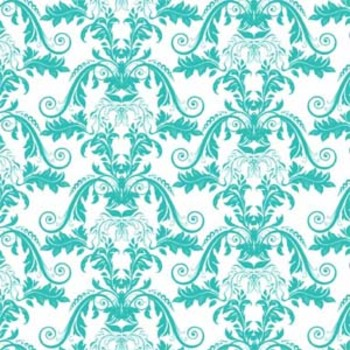 Bright Damask Pattern Overlay - Create Your Own Backgrounds