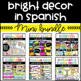 Bright Decor in Spanish Mini Bundle