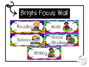 Bright Focus Wall